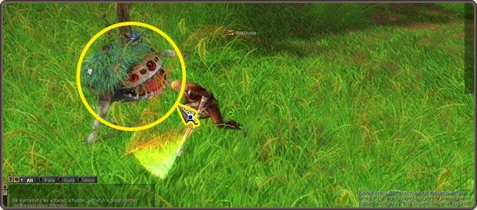 حصريا شرح كامل للعبة سيلك الرود بالصور بس على منتديات كونامى للابد  Hunting_normal1_1